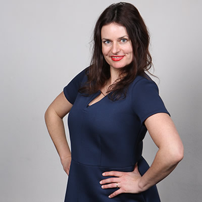 Angela Ascher - Kabarett